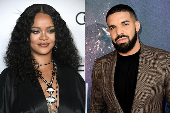 Rihanna Seen With Ex Drake Following Hassan Jameel Split