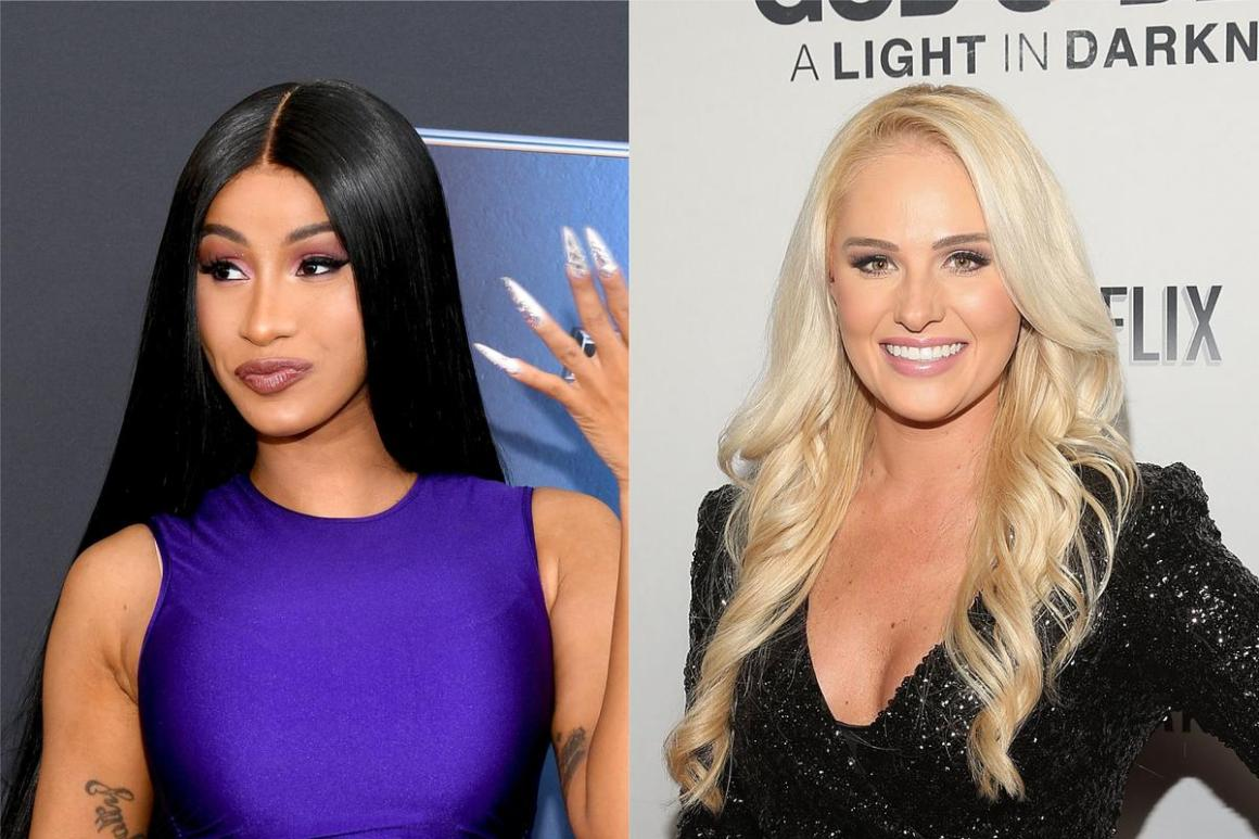 Cardi B Threatens To Dog Walk Tomi Lahren For Jay-Z and Beyonce Critique