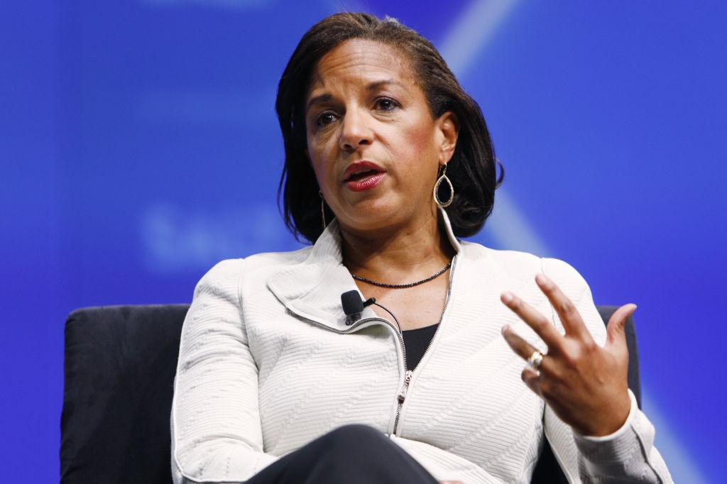 "Susan Rice Warns Snoop Dogg to ""Back The F**k Off"" Gayle King"
