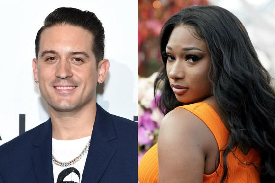 G-Eazy Seen Kissing Megan Thee Stallion in New Surfaced Video