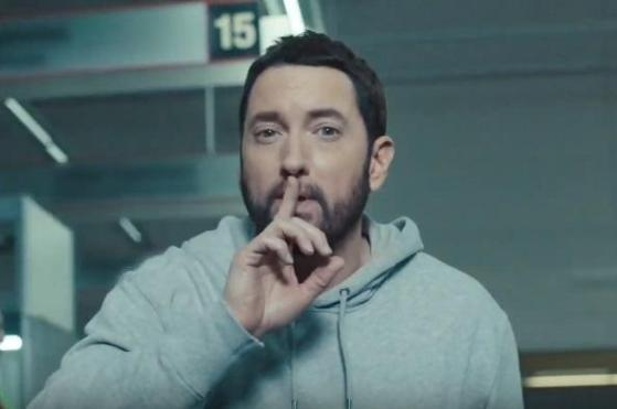 Watch Eminem & Juice WRLD's 'Godzilla' Music Video
