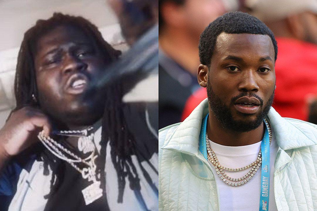 Meek Mill Responds to Young Chop's Diss: It's Obvious He's Having Mental Issues