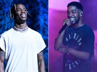 Travis Scott & Kid Cudi Releases New Track 'The Scotts'