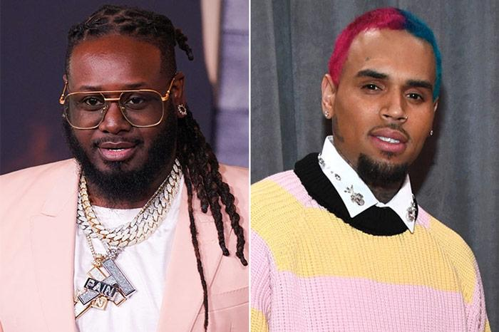 T-Pain & Chris Brown Team Up on 'Wake Up Dead': Listen