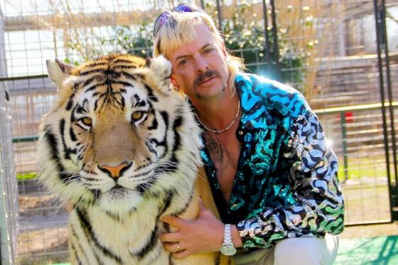 Lost Footage Shows Joe Exotic Being Pissed that He Can't Say N-word
