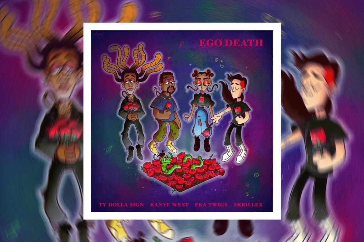 """Ty Dolla $ign Shares """"Ego Death"""" ft. Kanye West, FKA twigs & Skrillex"""