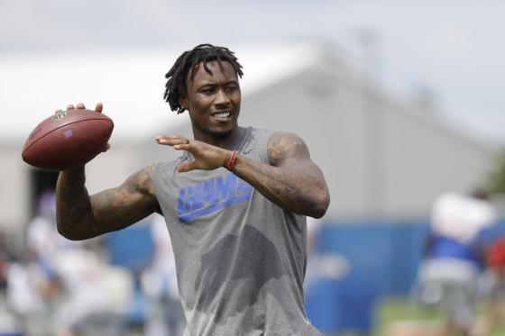 Brandon Marshall Gets Police Called on Him The 1st Day Moving Into New Home