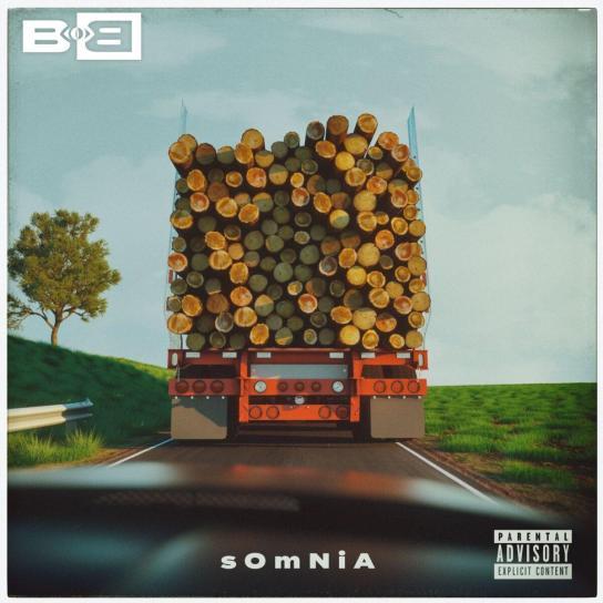 B.o.B Releases New Album 'Somnia'