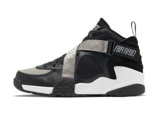 Nike Air Raid Coming Soon in OG Black and Gray Colorway