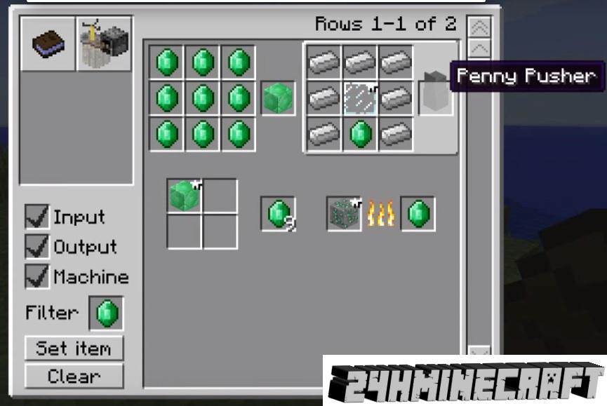 Lejupielādējiet Minecraft 1 10 amatniecības rokasgrāmatas