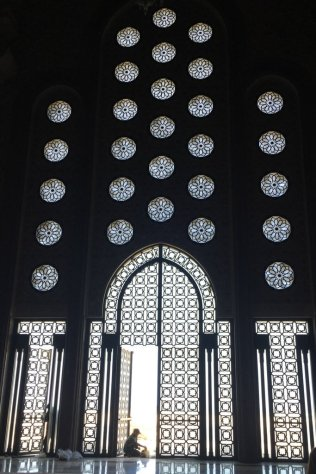 hassan II mosque one day in casablanca morocco