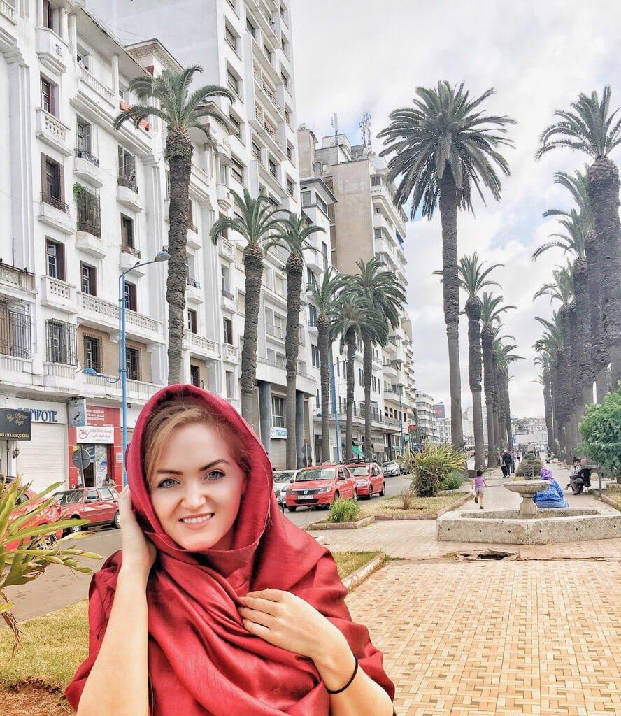 24 hours in Casablanca Morocco