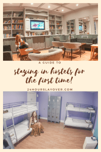 a guide to staying in hostels for the first time