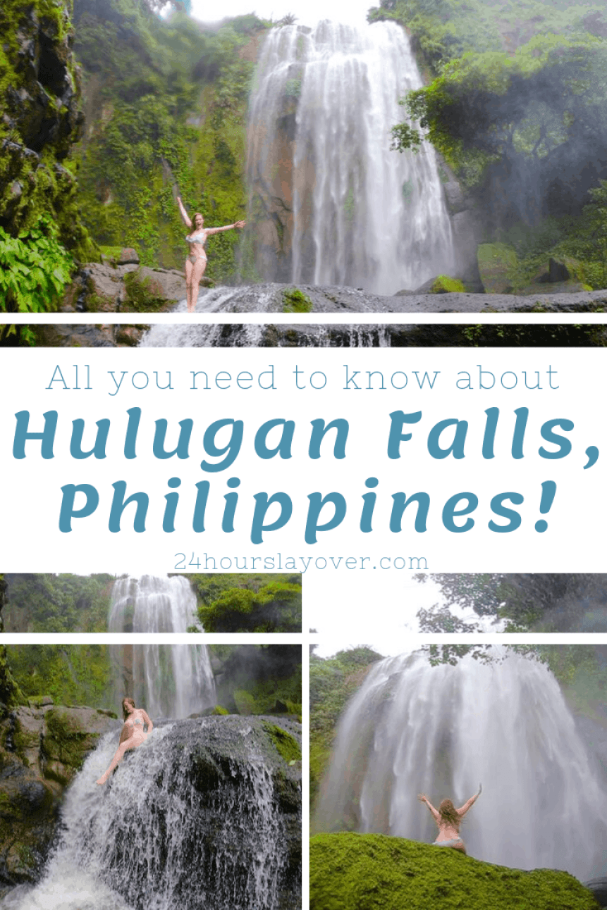 all you need to know about hulugan falls Philippines