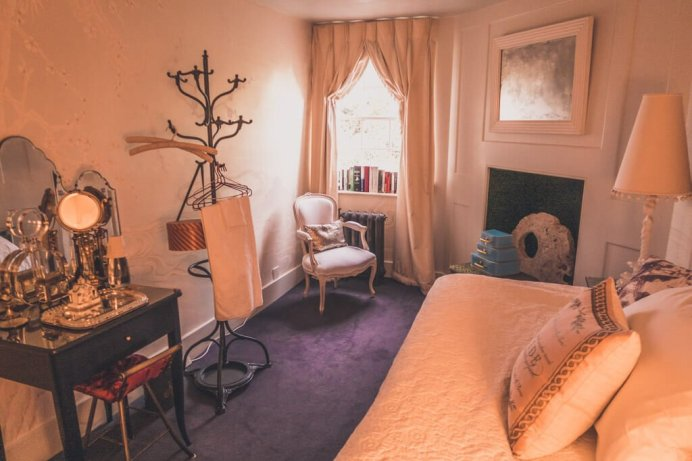 single bedroom 40 winks boutique hotel east London