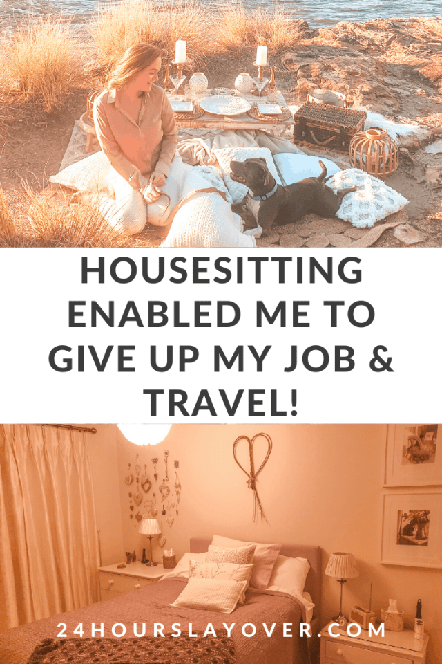 Housesitting enabled me to give up my job & travel!