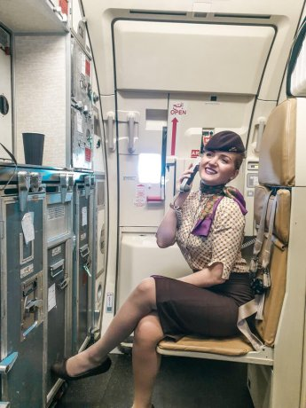 etihad cabin crew uniform