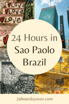 things to do in sao Paolo in one day