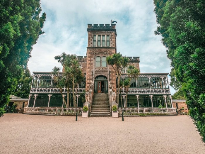 larnach castle Dunedin things to do in