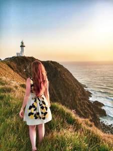 cape Byron lighthouse photography