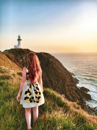 cape Byron lighthouse photography