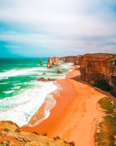 the twelve apostles great ocean road