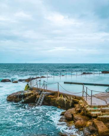 Bronte baths Sydney instagrammable places