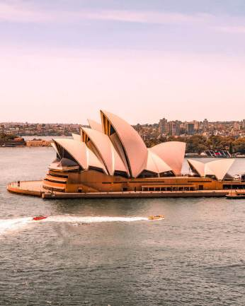 Sydney opera house best city to live in Australia