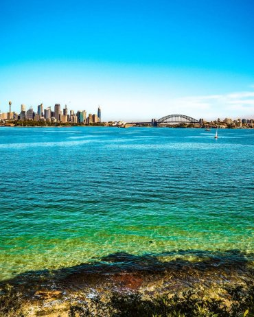 Sydney. harbour national park