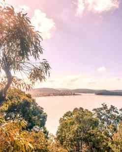 umina head lookout pearl beach NSW