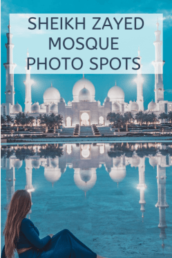 sheikh zayed mosque photo spots