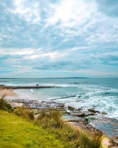 Cronulla beach coastal walk