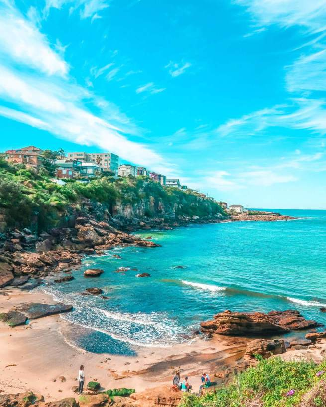 Gordons bay Coogee to bondi walk