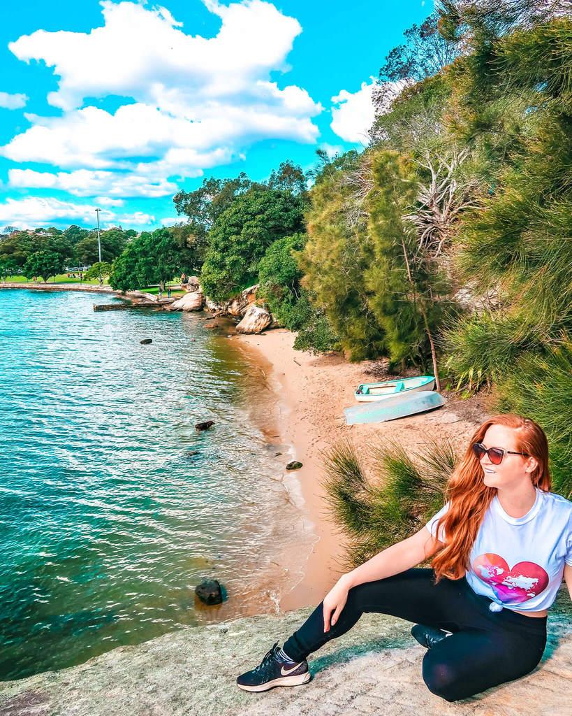 the bay run Sydney parramatta river