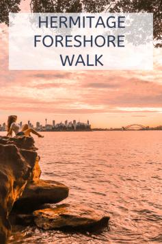 hermitage foreshore walk