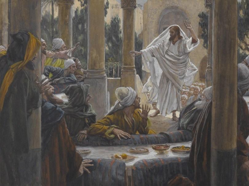 Dari Penampilan Luar, Ayat bacaan: Yakobus 2:1