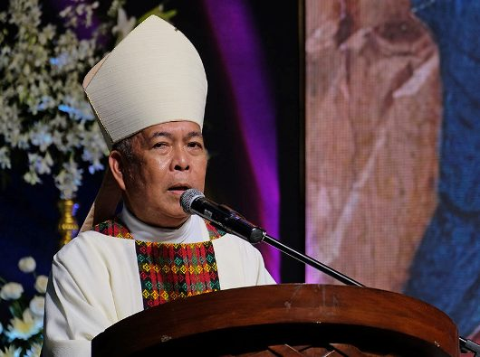 Uskup Agung Romulo Valles/CBCPNews