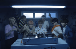 BTS Fire