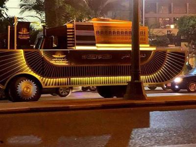 حتفالية نقل المومياوات الملكية