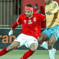 نتيجة | مباراة الاهلي وصن داونز في دوري أبطال أفريقيا