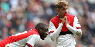 Arsenal lineups as Emile Smith Rowe and Nicolas Pepe decisions made against Crystal Palace