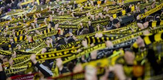 BVB ultra group explains continued absence from home games