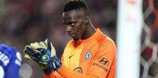 Edouard Mendy proves Frank Leboeuf right as Chelsea keeper chases Liverpool's Alisson