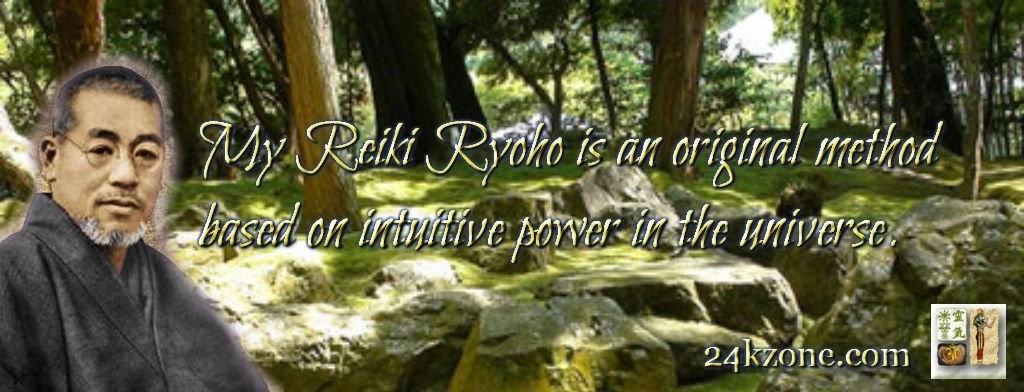 My Reiki Ryoho is an original method
