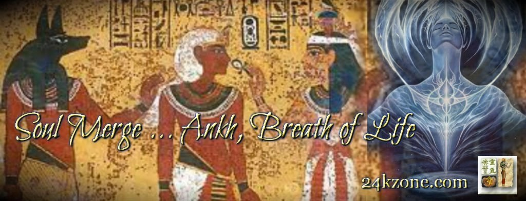 Soul Merge - Ankh Breath of Life