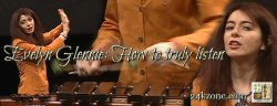 Evelyn Glennie How to truly listen