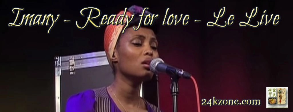 Imany - Ready for love - Le Live