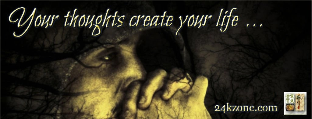 Your thoughts create your life