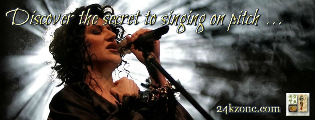 Discover the secret to singing on pitch