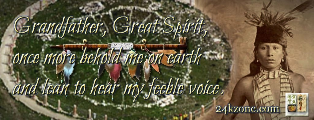 Grandfather Great Spirit